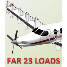 FAR 23 LOADS (Node Locked License)