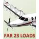 FAR 23 LOADS Academic (Floating License)
